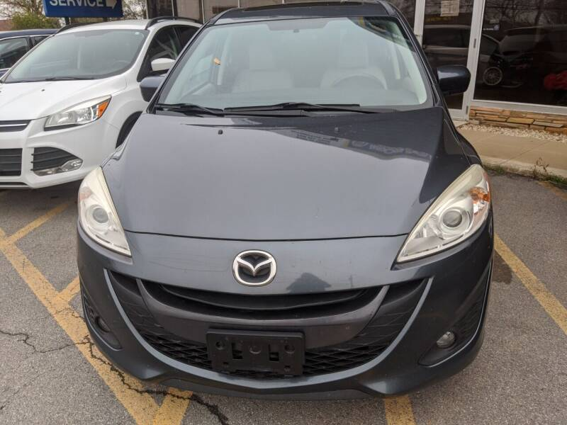 2012 Mazda MAZDA5 for sale at Northern Lights Auto Service Inc in Mattydale NY