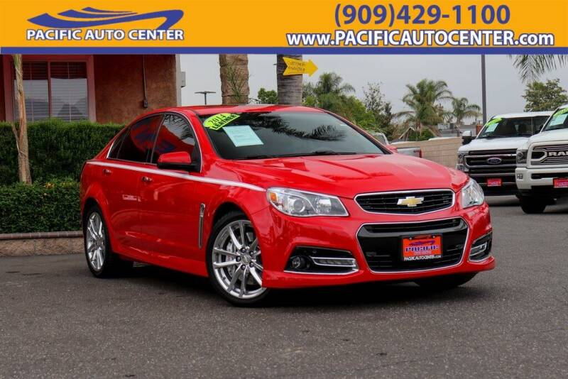 2014 Chevrolet SS for sale in Fontana, CA