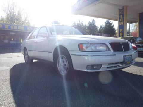 1997 Infiniti Q45 for sale at Brooks Motor Company, Inc in Milwaukie OR