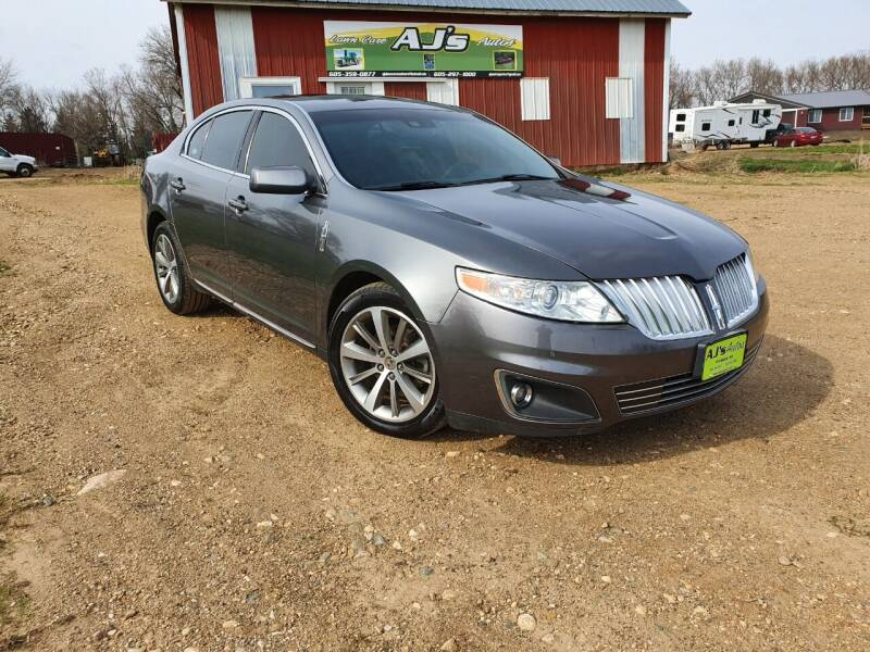 2011 Lincoln MKS for sale at AJ's Autos in Parker SD