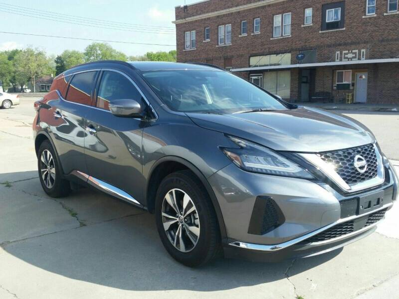 2020 Nissan Murano for sale at Mustards Used Cars in Central City NE