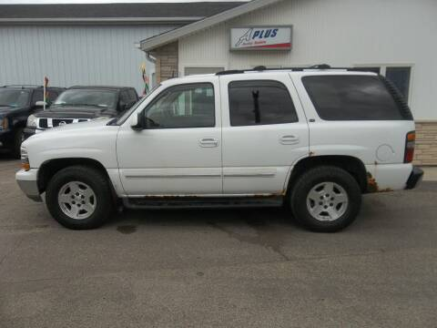 2004 Chevrolet Tahoe for sale at A Plus Auto Sales/ - A Plus Auto Sales in Sioux Falls SD