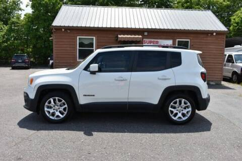 2016 Jeep Renegade for sale at Super Cars Direct in Kernersville NC