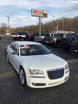 2012 Chrysler 300 for sale at MARLAR AUTO MART SOUTH in Oneida TN