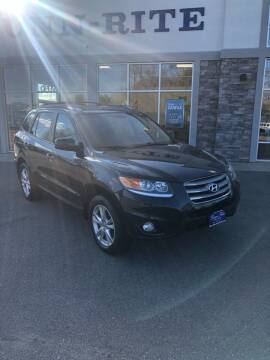 2012 Hyundai Santa Fe for sale at Dunn-Rite Auto Group in Kilmarnock VA