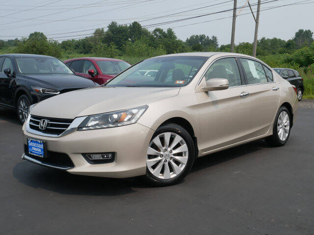 2013 Honda Accord for sale at The Yes Guys in Portsmouth NH