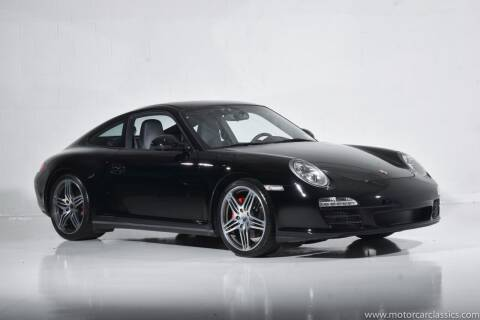 2010 Porsche 911 for sale at Motorcar Classics in Farmingdale NY
