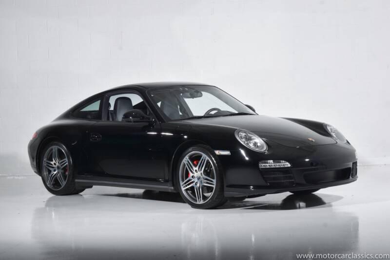 2010 Porsche 911 for sale at Motorcar Classics in Farmingdale NY
