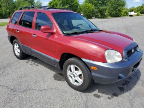 2004 Hyundai Santa Fe for sale at 518 Auto Sales in Queensbury NY