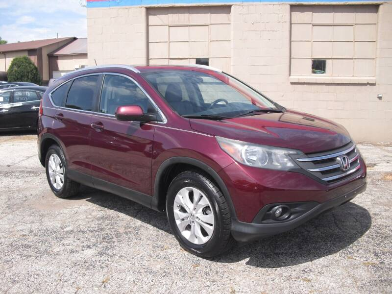 2012 Honda CR-V for sale at 1st Choice Auto Inc in Green Bay WI