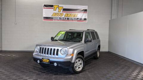 2017 Jeep Patriot for sale at TT Auto Sales LLC. in Boise ID