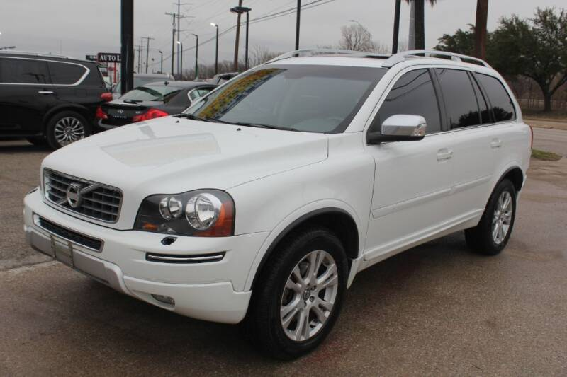 2013 Volvo XC90 for sale at Flash Auto Sales in Garland TX