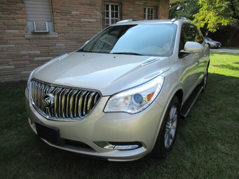2015 Buick Enclave for sale at Lake County Auto Sales in Painesville OH