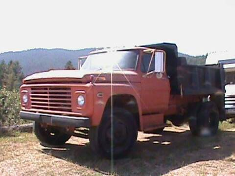1970 Ford 650 for sale at Haggle Me Classics in Hobart IN