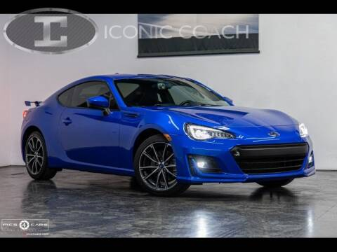 2017 Subaru BRZ for sale at Iconic Coach in San Diego CA