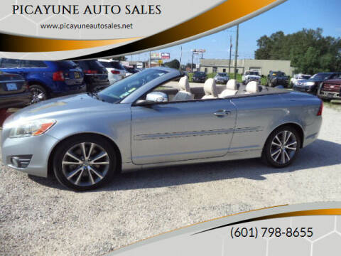 2011 Volvo C70 for sale at PICAYUNE AUTO SALES in Picayune MS