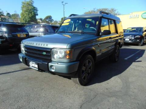 2004 Land Rover Discovery for sale at Santa Monica Suvs in Santa Monica CA
