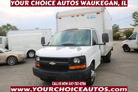 2006 Chevrolet Express Cutaway for sale at Your Choice Autos - Waukegan in Waukegan IL