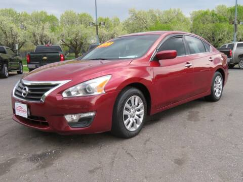 2014 Nissan Altima for sale at Low Cost Cars North in Whitehall OH
