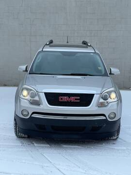 2008 GMC Acadia for sale at Suburban Auto Sales LLC in Madison Heights MI