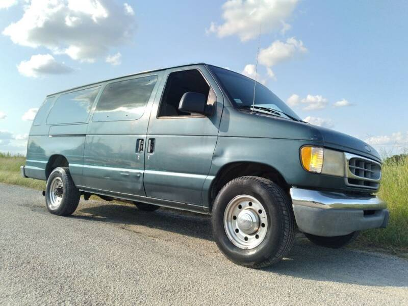 1997 Ford E-350 for sale in Buda, TX
