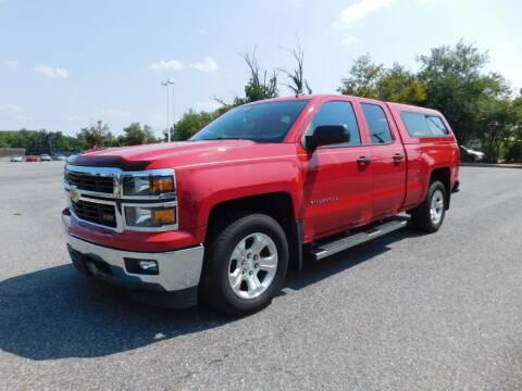 2014 Chevrolet Silverado 1500 for sale at AMERICAR INC in Laurel MD