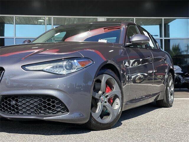 2017 Alfa Romeo Giulia 4dr Sedan - Roswell GA