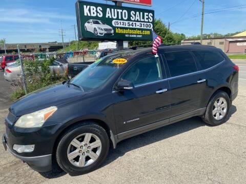 2009 Chevrolet Traverse for sale at KBS Auto Sales in Cincinnati OH