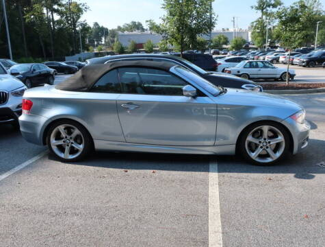 2010 BMW 1 Series for sale at Southern Auto Solutions - BMW of South Atlanta in Marietta GA