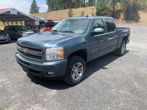 2010 Chevrolet Silverado 1500 for sale at CARLSON'S USED CARS in Troy ID