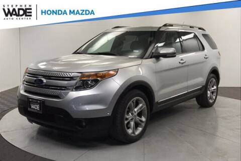 2012 Ford Explorer for sale at Stephen Wade Pre-Owned Supercenter in Saint George UT