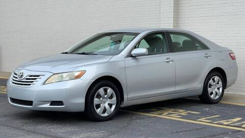 2007 Toyota Camry for sale at Carland Auto Sales INC. in Portsmouth VA