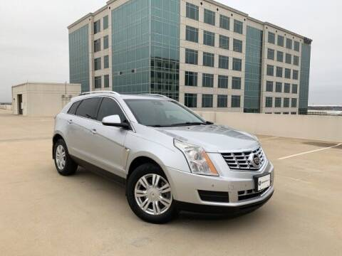 2015 Cadillac SRX for sale at SIGNATURE Sales & Consignment in Austin TX