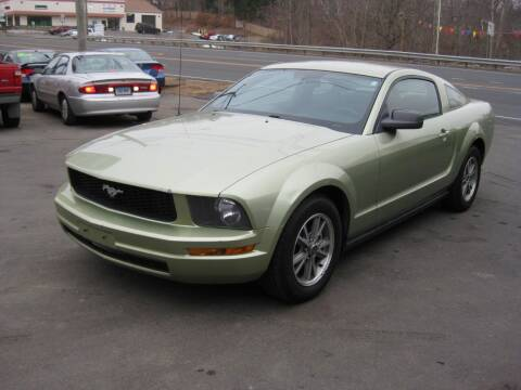 2005 Ford Mustang for sale at Middlesex Auto Center in Middlefield CT