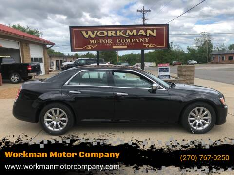 2013 Chrysler 300 for sale at Workman Motor Company in Murray KY