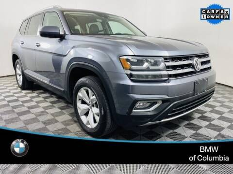 2018 Volkswagen Atlas for sale at Preowned of Columbia in Columbia MO
