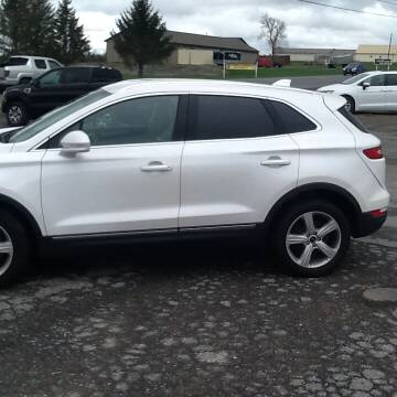 2018 Lincoln MKC for sale at Garys Sales & SVC in Caribou ME