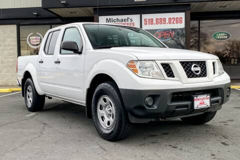 2011 Nissan Frontier for sale at Michaels Auto Plaza in East Greenbush NY