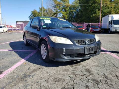 2004 Honda Civic for sale at Fast and Friendly Auto Sales LLC in Decatur GA