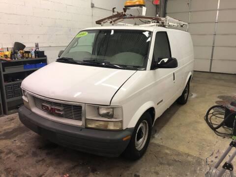 2000 GMC Safari Cargo for sale at Cargo Vans of Chicago LLC in Mokena IL