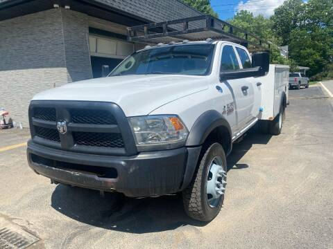 2015 RAM Ram Chassis 4500 for sale at Advanced Fleet Management in Bloomfield NJ