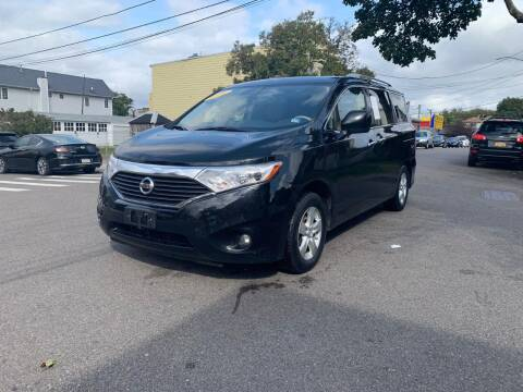 2016 Nissan Quest for sale at Kapos Auto, Inc. in Ridgewood, Queens NY