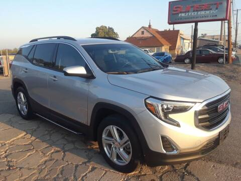 2019 GMC Terrain for sale at Sunset Auto Body in Sunset UT