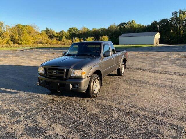 2006 Ford Ranger for sale at Caruzin Motors in Flint MI