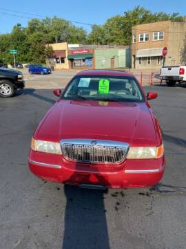 2000 Mercury Grand Marquis for sale at North Hill Auto Sales in Akron OH