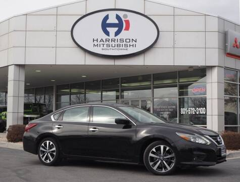 2017 Nissan Altima for sale at Harrison Imports in Sandy UT