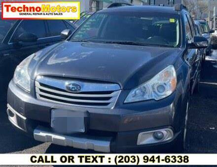 2011 Subaru Outback for sale at Techno Motors in Danbury CT
