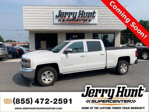 2016 Chevrolet Silverado 1500 for sale at Jerry Hunt Supercenter in Lexington NC