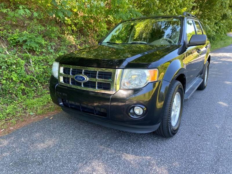 2011 Ford Escape for sale at Lenoir Auto in Lenoir NC
