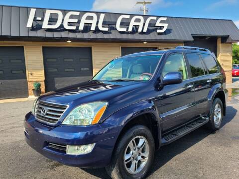 2008 Lexus GX 470 for sale at I-Deal Cars in Harrisburg PA
